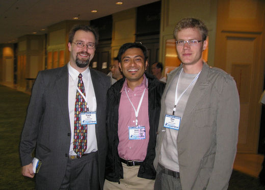 Amit Bhavsar & Alex Goad