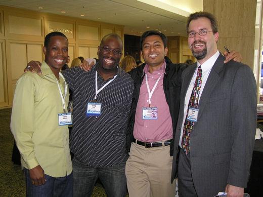 Travis Robinson, Greg Cesar & Amit Bhavsar