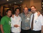 Carlo, Aurelius & Mark