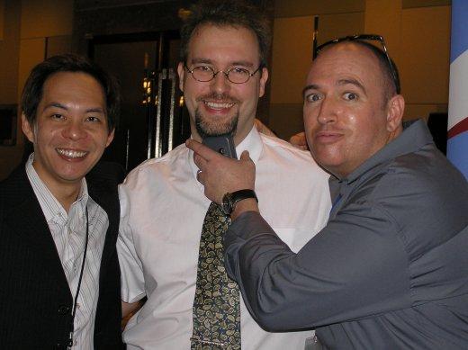 Mark Joyner is strangling me!  ;)