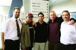 Ian Del Carmen, Aurelius Tjin, Mark Joyner & Bruce Gibson
