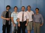 Kevin Riley, Andrew Hansen, Dane Bergen & Aurelius Tjin