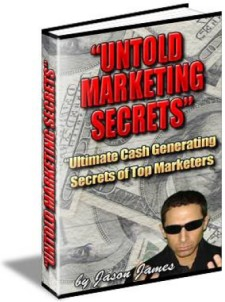 Untold Marketing Secrets Preview Report